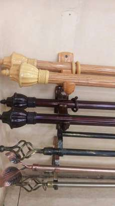 Quality affordable curtain rods image 4
