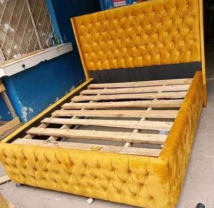 Quality tufted beds image 6