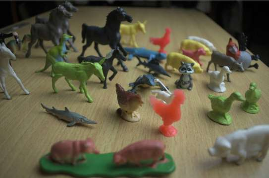 30 Pieces Farm Animals Learning toys