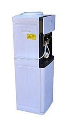 .Nunix K8  Hot And Normal Standing Dispenser K8 -White & Black image 1