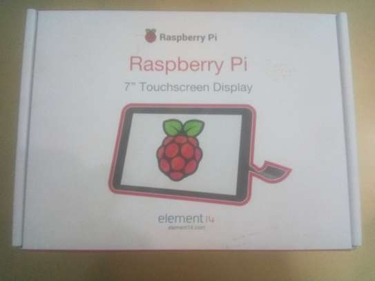 """Official Raspberry Pi LCD - 7"""" Touchscreen"""