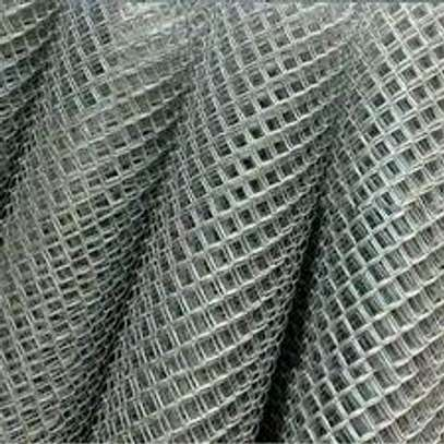 Chain link - Mesh wire image 1