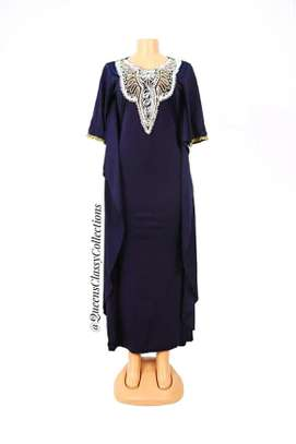 Embroidered dera dress image 3