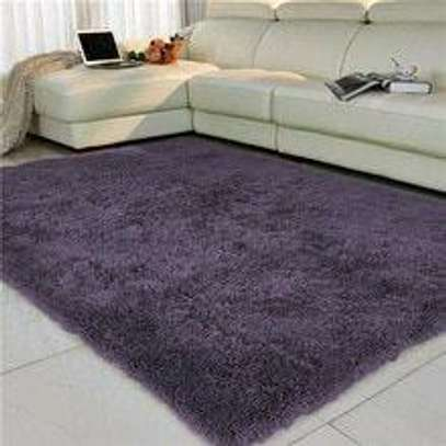 Soft Fluffy carpets image 3