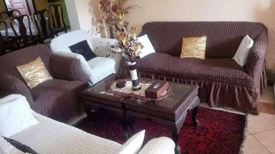 Graceful sofa covers image 1