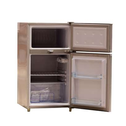 Icecool mini double door fridge image 2