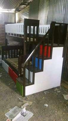 Fancy tri /double decker kids beds image 2