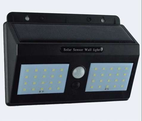 SOLAR 40  LED WALL LIGHT image 1