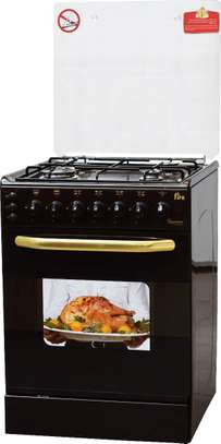 Ramtons 4 GAS 50X55 BROWN COOKER- EB/310