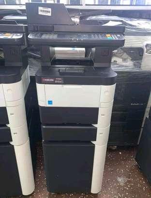 High speed kyocera m3040 dn photocopier machine image 1