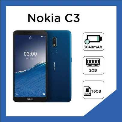 Nokia C3 Smartphone-New Sealed image 1