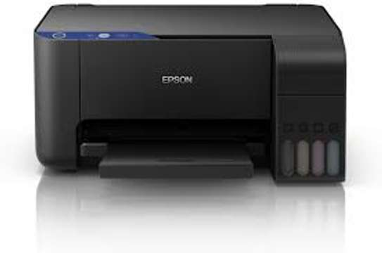 Epson EcoTank L3111 All-in-One Ink Tank Printer Print Copy Scan image 1