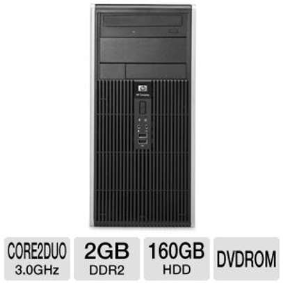 HP hp core 2 duo desktop