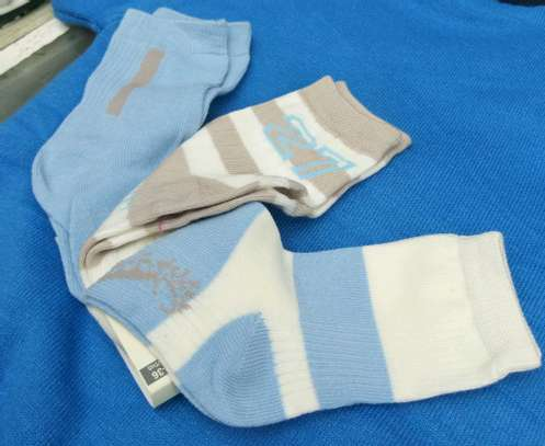 3 PC set baby socks image 2