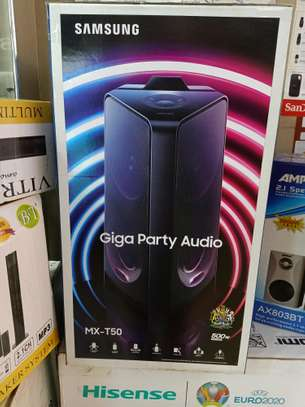 GIGA Party audio samsung home theater image 1