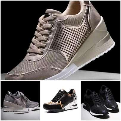 sneaker wedge image 1