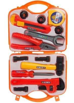 Kids Handy Man Construction Repair Tool Set Kit Toys image 5