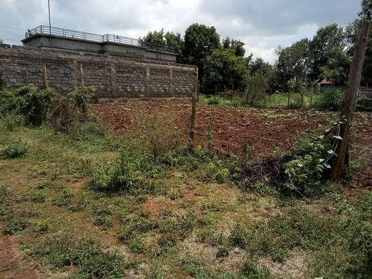 Land for sale in Kikuyu image 1