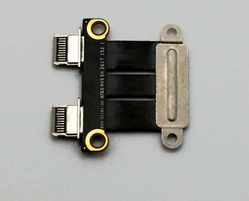 """New DC Power Jack I/O Board For MacBook Pro 13"""" 15 image 2"""