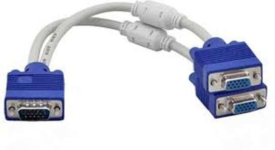 VGA SPLITER 2 PORT image 1