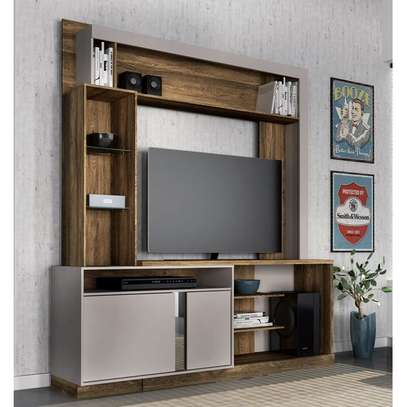 TV Wall Unit Rack - ( Colibri Orion ) ~ up to 50 Inches TV Space. image 1