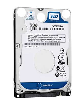 320GB brand new hard disk for laptop