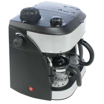 CAPPUCCINO MAKER BLACK + FREE DORMANS COFFEE 100G- RM/273 image 2