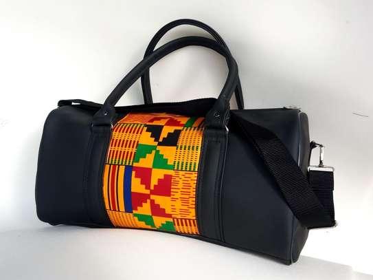 Traveling tribal bag pack image 1