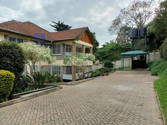 3 bedroom house for rent in Old Muthaiga image 1