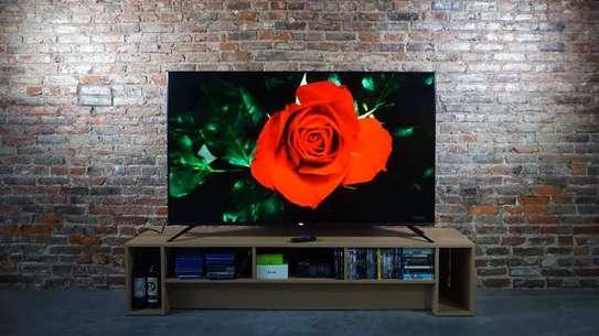 TCL 50 inch Q-LED Android 50C725 Smart UHD-4K Frameless Digital TVs image 1