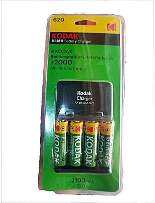 KODAK 620 RECHARGEABLE BATTERIES image 1