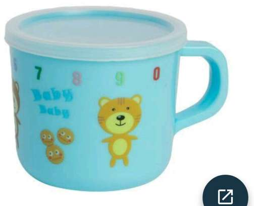 baby silicon cup image 1