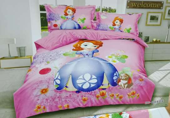 Cartoon theme kids duvet image 11