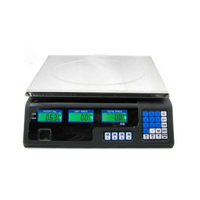 Digital Weight Scale 40 Kg Warehouse image 1