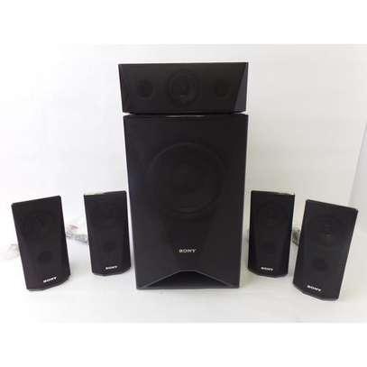Sony 1000W DVD HOMETHEATRE, BLUETOOTH, FM, DAV-DZ350 image 2