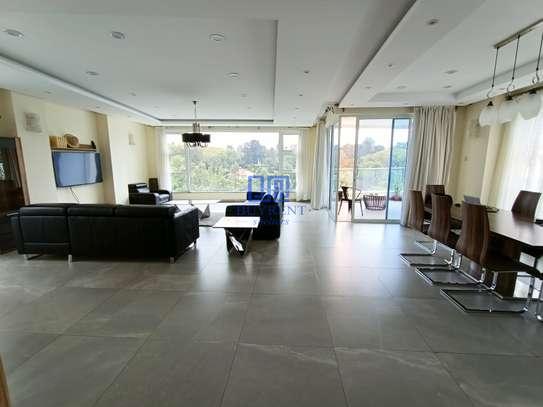 Furnished 4 bedroom apartment for rent in General Mathenge image 3