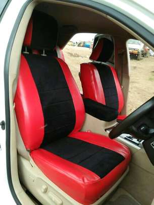 Crown car seat covers
