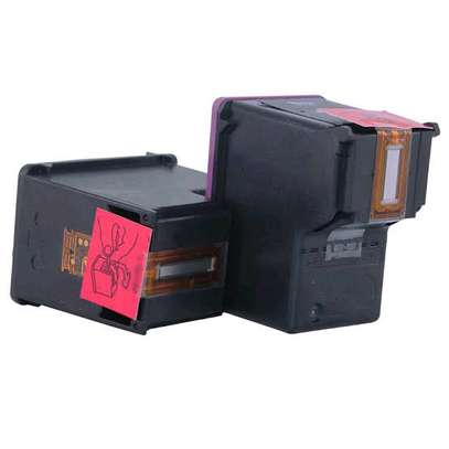 901 inkjet cartridge black only  CC653AN image 3