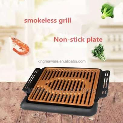 Electric Smokeless Grill image 7