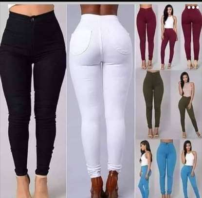 Women's jeans and dresses image 1