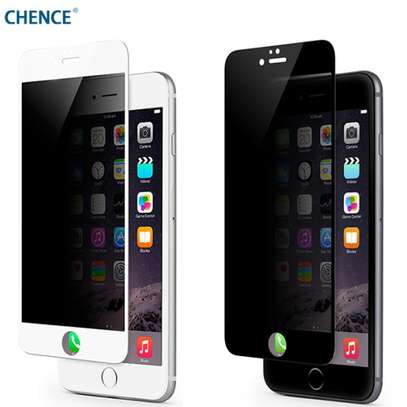 5D Full Glue Anti-spy Privacy Screen Protector For iPhone 6 /6S image 6