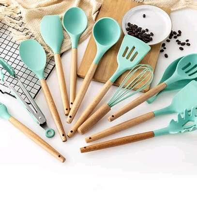 11 in 1 Kitchen Tool Set image 1