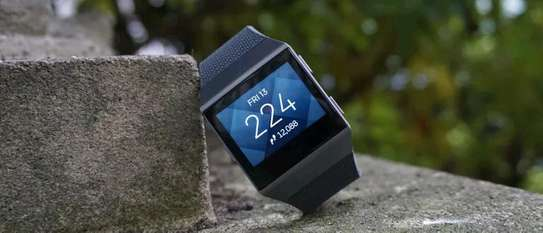 Fitbit Ionic brand new and sealed in a shop. image 1
