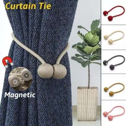 CURTAIN HOLDERS / MAGNETIC CURTAIN HOLDERS image 2