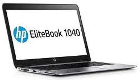 HP EliteBook 1040 G2  Ultrabook PC (Core i5 8GB 128GB SSD WiFi LTE 4G BT NFC Webcam Windows 10 Professional 64-bit image 1