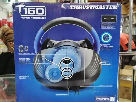 Thrustmaster T150 RS Racing Wheel for PlayStation4, PlayStation3 image 1