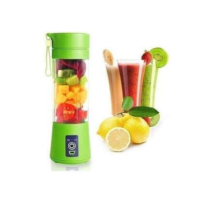 Portable Blender Juicer Cup / Electric Fruit Mixer / USB Rechargeable Juice Blender 380mL image 2