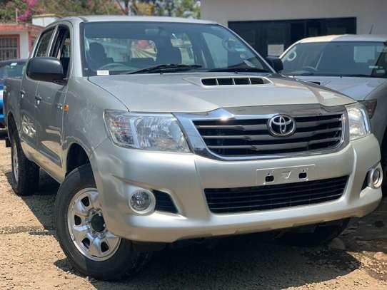 Toyota Hilux 2.5 D-4D Double Cab