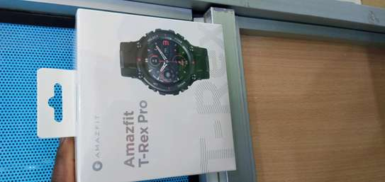 Amazfit T rex pro brand new and sealed in a shop image 1