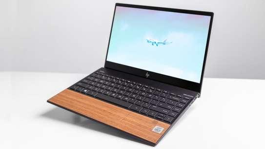 HP Envy 13 - aq1057TX Wood Edition 10th Generation Intel Core i5 Processor image 11